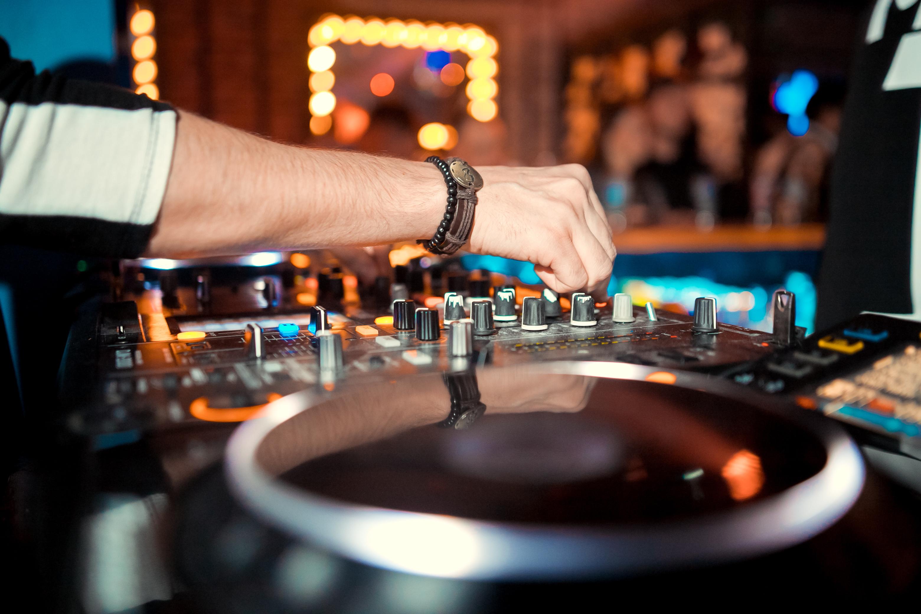 Daytona Beach DJ Equipment