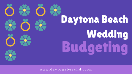 Daytona Beach Wedding Budgeting