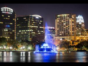 Orlando Wedding DJ - Lake Eola