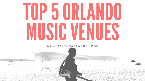 Orlando Music Venue